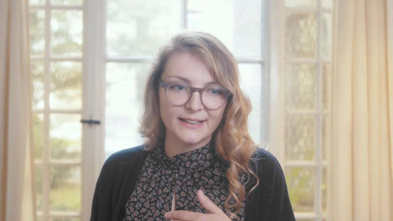 Doktorandin Julie Rouet-Leduc zu guter Betreuung in der Promotion