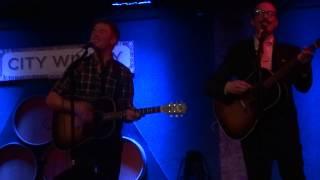 """Joy to you Baby"" - Josh Ritter - City Winery - September 6, 2014"