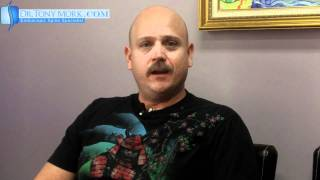Cervical Disc Herniation Patient Story of Dennis Cook after treatment