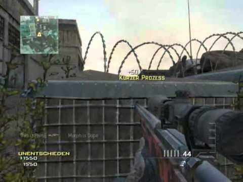 This iz PrimE - MW3 Game Clip
