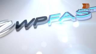WPFastlane Logo Intro