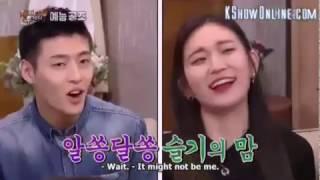 [EngSub] Kang Haneul & Kim Seulgi Confession