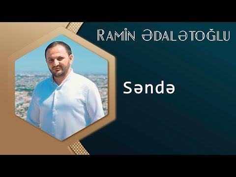 Ramin Edaletoglu - Sende ( 2016 )