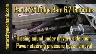 Ram Cummins 6 7 diesel NOx sensor #1 and codes P2201 and