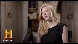 History - Katheryn Winnick sur la saison 4 (Vo)
