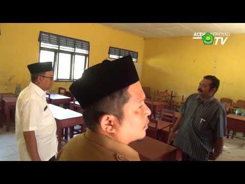 Kunjungan Kakanwil ke Sejumlah Tempat di Aceh Timur
