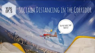 RV Aircraft Video - Socially Distancing - Hudson River Corridor