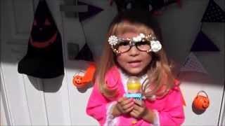 華月7歳なりきり☆きゃりーぱみゅぱみゅPV風CrazyPartyNight~ぱんぷきんの逆襲~歌って踊ってみた