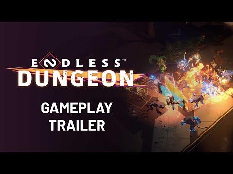 Trailer de gameplay (Summer Game Fest 2021) de Endless Dungeon