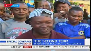 Uasin Gishu residents share their expectations from President Uhuru after his swearing-in