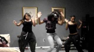 """Ain'T TrippiN"" By CheRish(KenDra,CheLsei&MariSSa Dancing)"