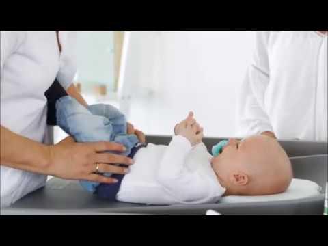 Wann braucht mein Baby ein Kopfkissen?