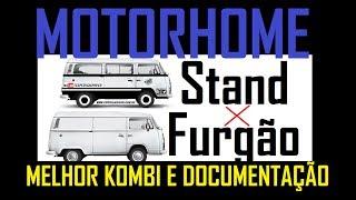 Documento para motorhome e qual a melhor kombi para ser uma kombihome