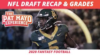 2020 NFL Draft Grades, Recap, Updated Odds, Draft Broadcast, Last Dance, Tiger vs Phil, More