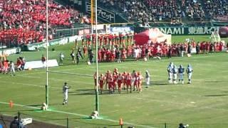 2011甲子園ボウル関学対日大