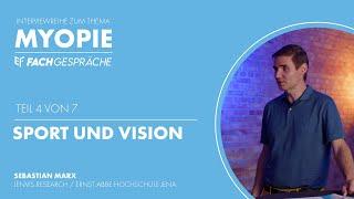 EYEFOX Fachgespräch - Sport und Vision