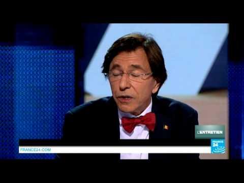 Elio Di Rupo, Premier ministre belge