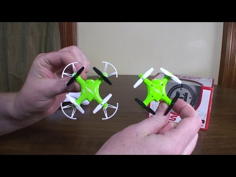 Syma - X12S Nano - Review and Flight