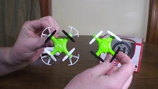 Syma - X12S Nano - Review and Flight