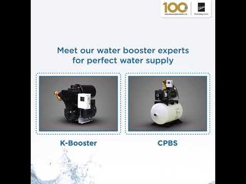 Kirloskar CPBS 6282H/V Pressure Pump