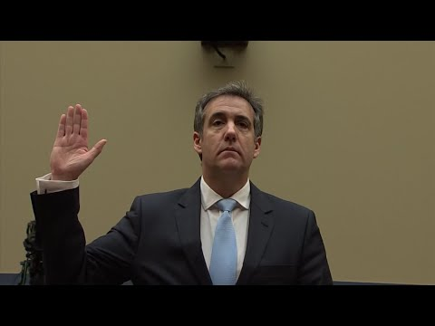 Special counsel Robert Mueller began investigating President Donald Trump's former lawyer, Michael Cohen, at least nine months before FBI agents in New York raided his home and office, according to new documents. (March 19)