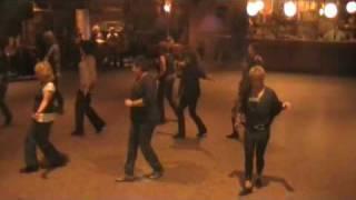 Breaking Apart Line Dance.avi