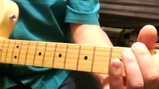 Alan Jackson-Who's Cheatin' Who Intro - Guitar Lesson in G