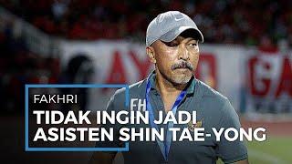 PSSI Berniat Membujuk Kembali, Fakhri Husaini Tegaskan Tak Ingin Jadi Asisten Pelatih Shin Tae-yong