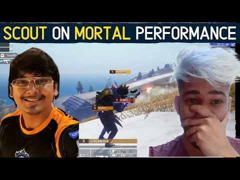 Scout Comment On Mortal Pmco Performance - Fnatic Soul Entity Game