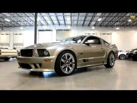 Video of '08 Mustang - MALJ