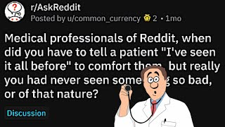 DOCTORS Share WORST Things They Have EVER Seen