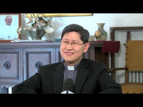 Cardinal Luis Antonio Tagle, archevêque de Manille (Philippines)