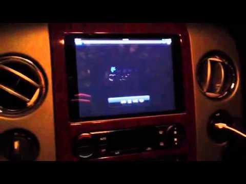 Ipad Mini 2 Install 2005 Ford F250 Superduty