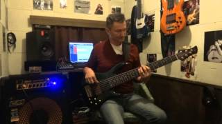 Marcel Ciornii (DIRTY LOOPS Circus Bass Cover)