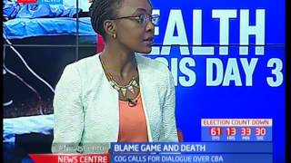 Dr. Mercy Korir: Who is to blame for the Nurses' strike