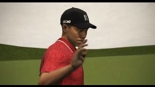 Picture of a game: Tiger Woods Pga Tour