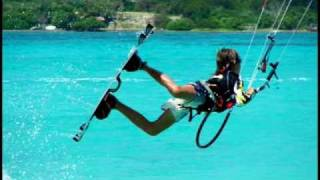 preview picture of video 'Trip kite Air Fly dans les Grenadines.MPG'