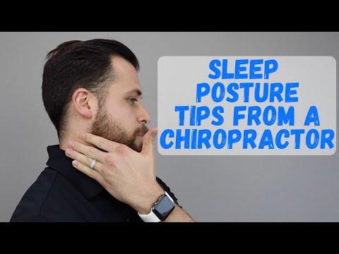 Sleep Posture Tips