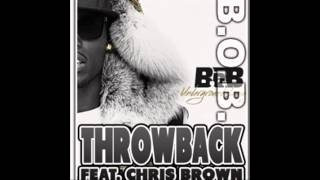 Throwback - B.o.B [Clean] (ft. Christ Brown) - radio edit - download