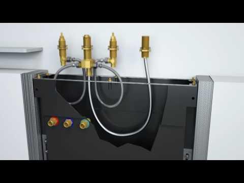 Montageanleitung Montagegestell zur Fliesenrandmontage