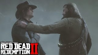 Red Dead Redemption 2 Ending - Good Ending (Go With John Marston) - Death of Arthur