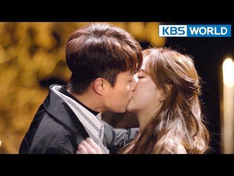 Yoondujun   kimsohyun  love is still strong  1clickscene  radio romance ep 15
