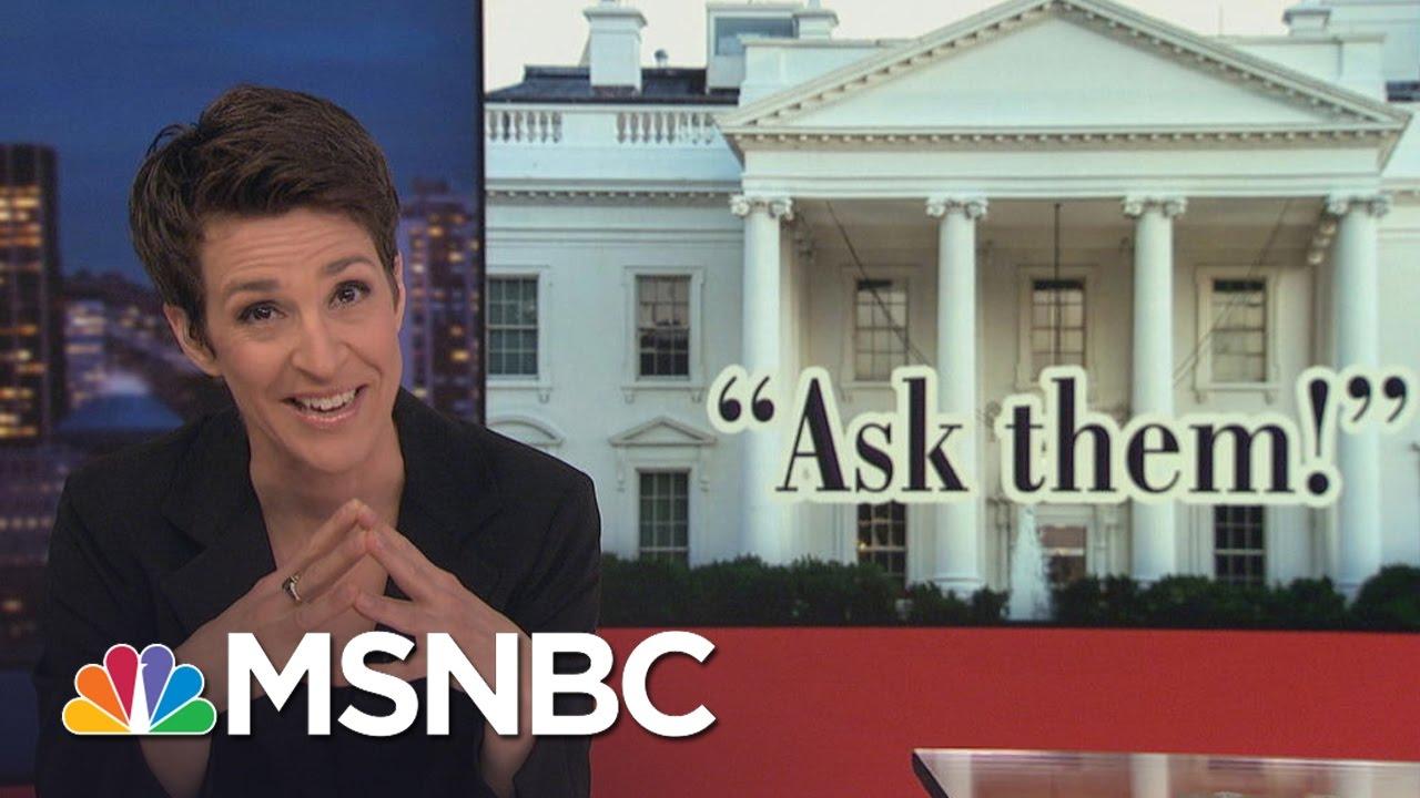 Russia Payments Intensify Michael Flynn Scandal   Rachel Maddow   MSNBC thumbnail