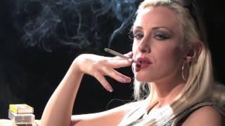 Smoking fetish Michelle