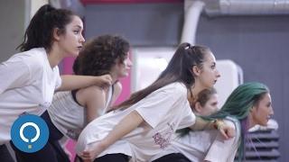 COREOGRAFÍA DE DANCEHALL fácil para mujeres