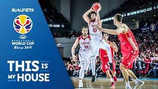 Turkey v Spain - Full Game - FIBA Basketball World Cup 2019 - European Qualifiers