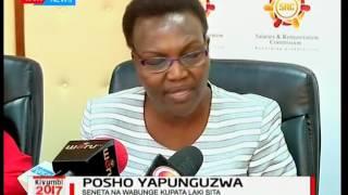 Posho yapunguzwa: Mishahara ya maafisa wa umma yapunguzwa