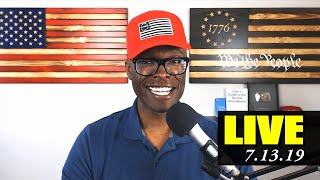 🔴 ABL LIVE: White House Social Media Summit, Pelosi Vs AOC, R. Kelly Arrested, And More!