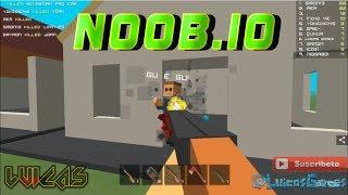 Noob Io Jugando Unas Partidas Juego Gratis Pc Gameplay Hd