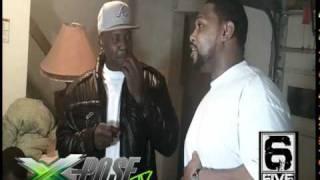 Big Gee n da lab wit Big Duke and Joe Green